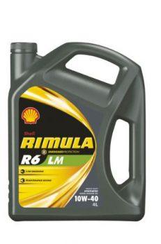 Shell Rimula R6LM 10w40 5L (korábban Rimula Signia)