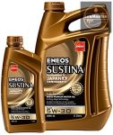 Eneos Sustina Ultra 5w30/1L (API SN/RC, ILSAC GF-5)