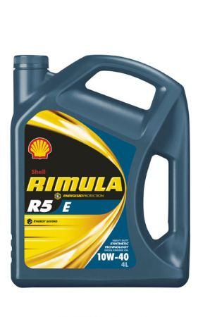 Shell Rimula R5E 10w40 5L (korábban Rimula Super FE)
