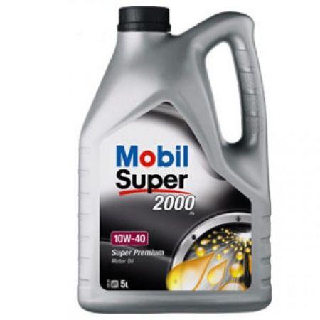 Mobil Super 2000 X1 10w40/4 liter