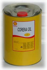 Shell Vacuum Pump S2 R 100/20L (Corena V 100)