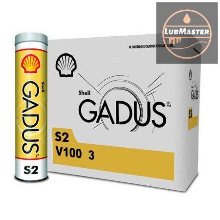 Shell Gadus S2 V100 3/0,4KG (Alvania RL3)