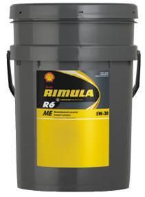 Shell Rimula R6M 10w40 20L (korábban Rimula Ultra)