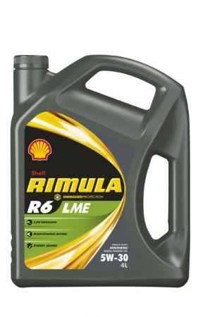 Shell Rimula R6LME 5w30 5L