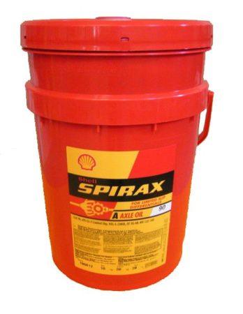 Shell Spirax S3 AD 80w90/20L (Spirax MB90)