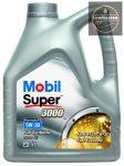 Mobil Super 3000 Formula FE 5w30/4 liter