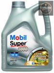 Mobil Super 3000 XE 5w30/4 liter