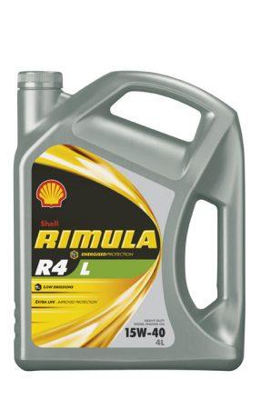 Shell Rimula R4L 15w40 5L (korábban Rimula Super)