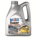Mobil Super 3000 Formula R 5W30/4L