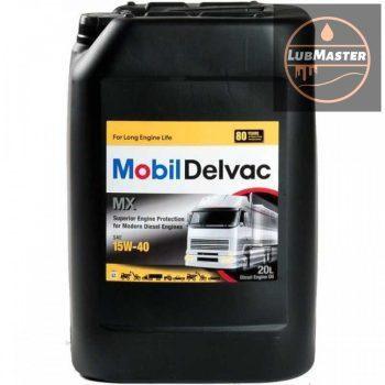 Mobil Delvac MX 15w40 20L