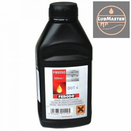Fékolaj DOT-4 0,5L