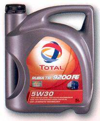 Total Rubia TIR 9200 FE 5w30 5L