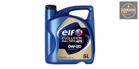 ELF Evolution Full-Tech APX 0W-20/5L