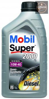 Mobil Super 2000 X1 Diesel 10W-40/1L