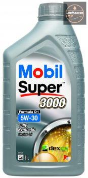 Mobil Super 3000 Formula D1 5W-30/1L