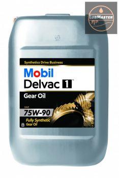 Mobil Delvac 1 Gear Oil 75W-90/20L