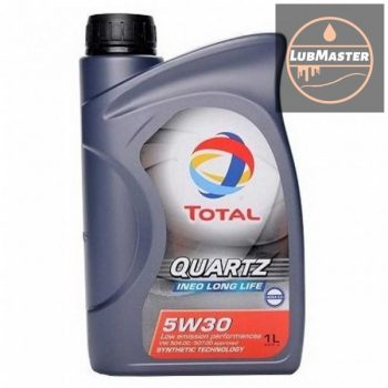 Total Quartz Ineo Long Life 5w30 (VW 504/507.00) 1L/5L