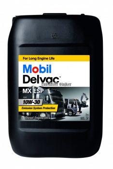 Mobil Delvac MX ESP 10W-30/20L