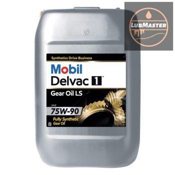 Mobil Delvac 1 Gear Oil LS 75W-90/20L