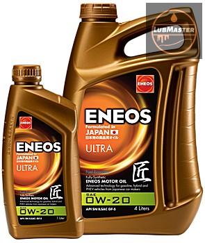 Eneos Premium Ultra 0w20 1L/4L