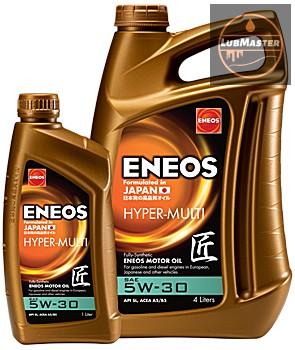 Eneos Premium Hyper Multi 5W-30 1L/4L