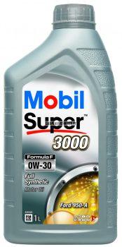 Mobil Super 3000 Formula F 0W30/1L