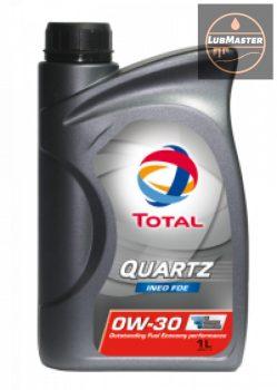 Total Quartz INEO FDE 0W30 1L/5L