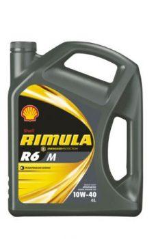 Shell Rimula R6M 10w40 5L (korábban Rimula Ultra)