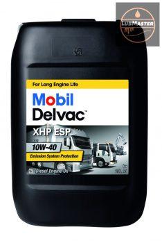 Mobil Delvac XHP ESP (korábban LE) 10w40 20L