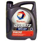 Total Quartz INEO ECS 5w30 4L/5L