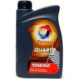 Total Quartz Racing 10w50 1L/5L