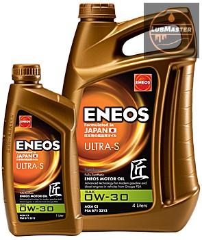 Eneos Premium Ultra 0w30 1L/4L