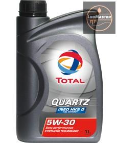Total Quartz INEO HKS D 5W30/1L