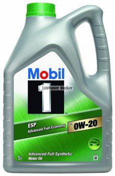 Mobil 1 ESP x2 0W-20/5L (VW 508.00/509.00)