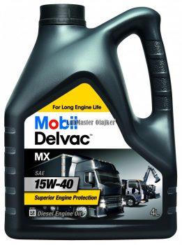 Mobil Delvac MX 15W40/4L