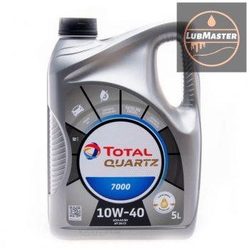 Total Quartz 7000 10w40 4L/5L