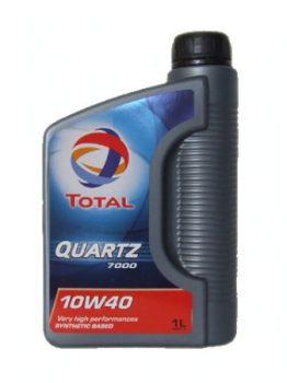 Total Quartz Diesel 7000 10w40 1L