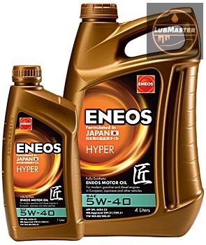 Eneos Premium Hyper 5W-40 1L/4L
