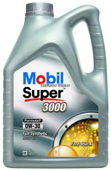Mobil Super 3000 Formula F 0W30/5L