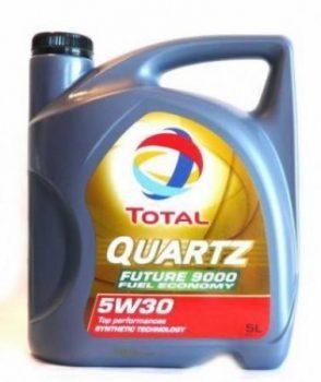 Total Quartz 9000 Future NFC 5w30 4L/5L