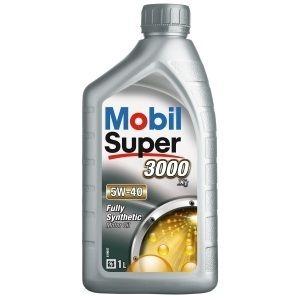 Mobil Super 3000 X1 5w40/1 liter