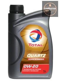 Total Quartz 9000 V-Drive 0W20 1L/5L