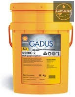 Shell Gadus S3 V220C 2/20KG (Retinax LX2)