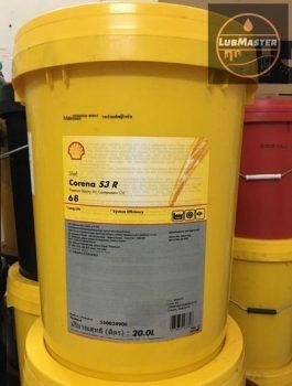 Shell Corena S3 R 68/20L (Corena D 68)