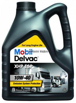 Mobil Delvac XHP ESP 10W40/4L