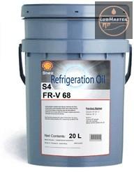 Shell Refrigeration Oil S4 FR-V 68/20L