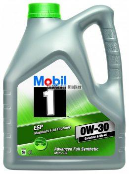 Mobil 1 ESP 0W-30/4L